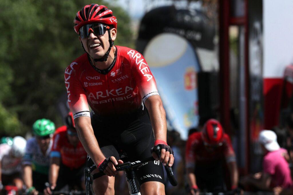 Miguel Flórez gran objetivo Arkea GP Wallonie 2021
