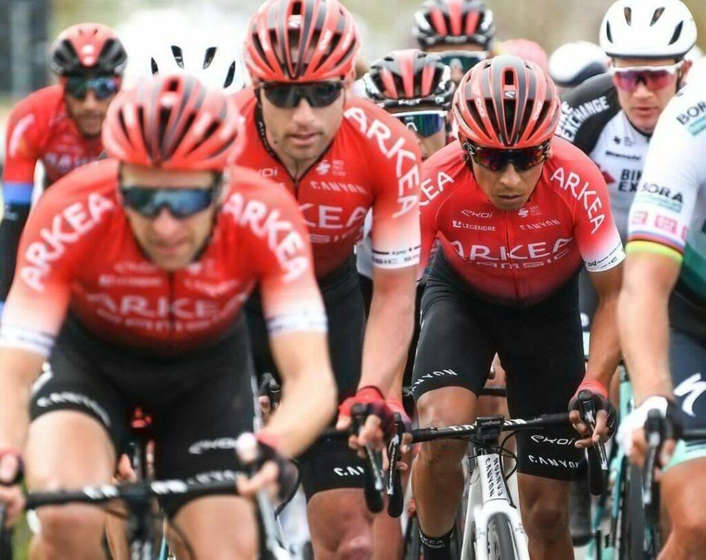 Nairo Arkea estrategia etapa 1 Tour Luxemburgo 2021