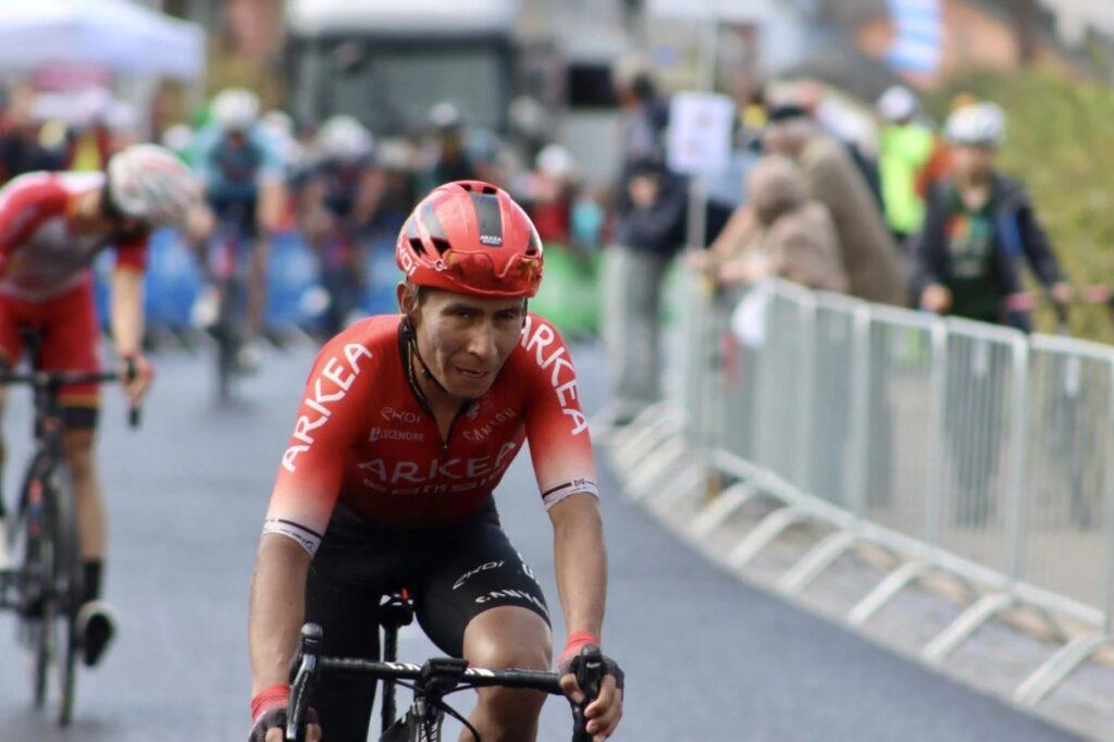 Arkea Nairo Quintana está centrado Tour Luxemburgo 2021