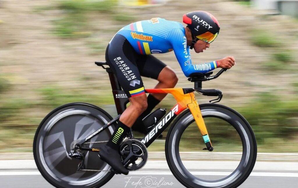 Mundial Ciclismo 2021 ciclismo colombiano contrarreloj todas las categorías