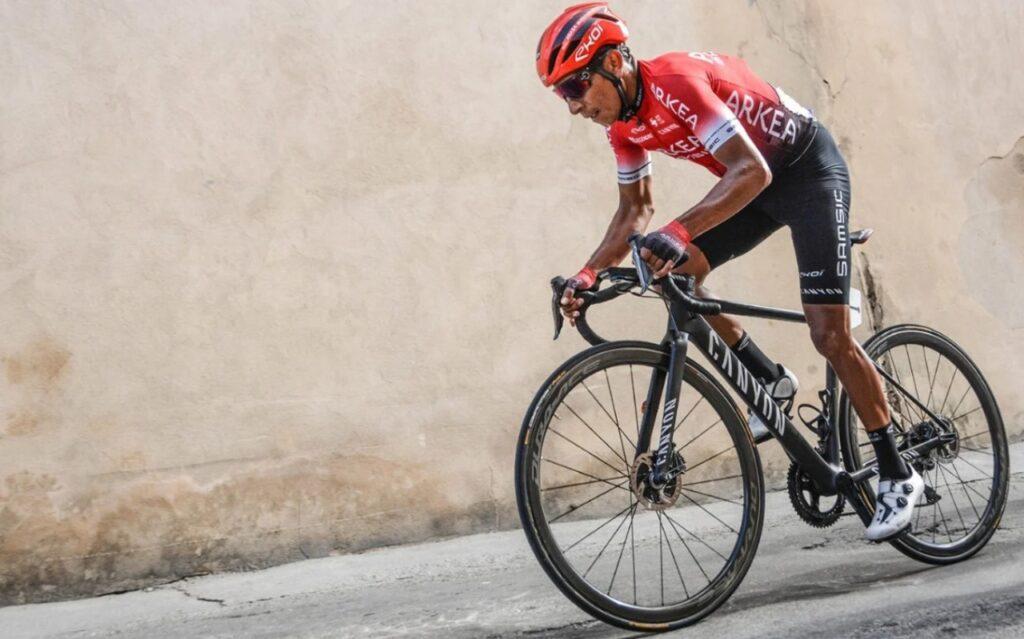 Nairo Quintana competencias podría brillar final temporada 2021 Arkea