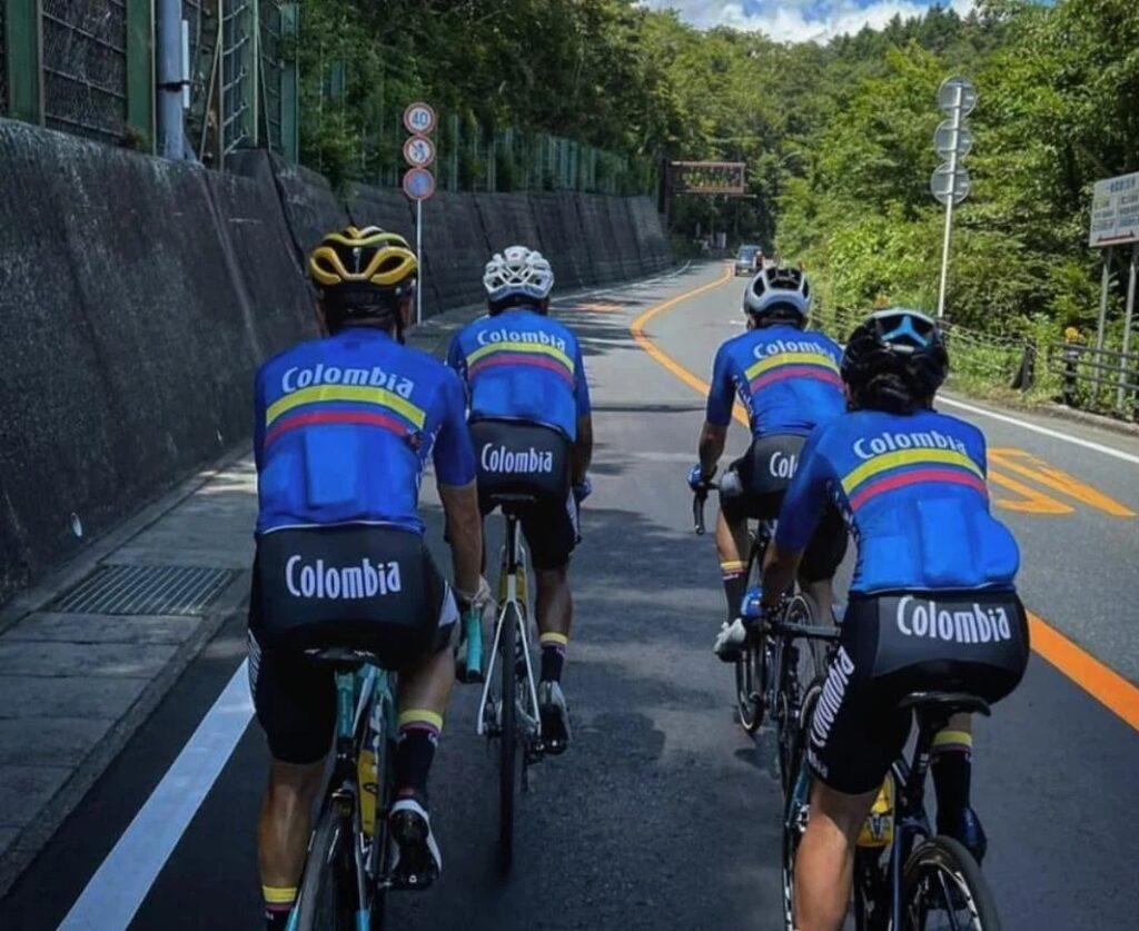 así les fue colombianos Mundial de Ciclismo 2021