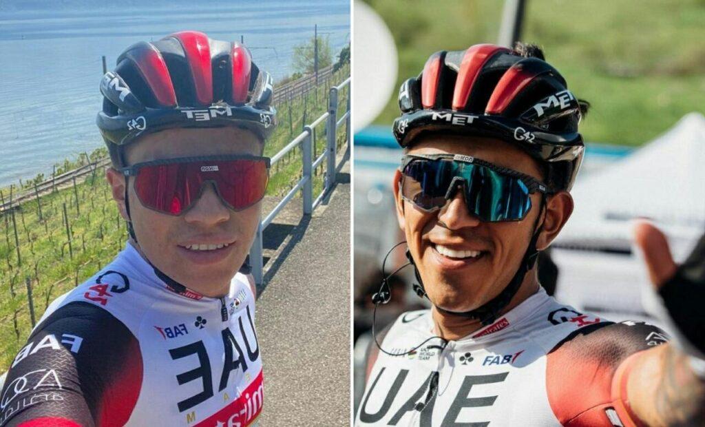 Colombianos confirmados Giro de Sicilia 2021
