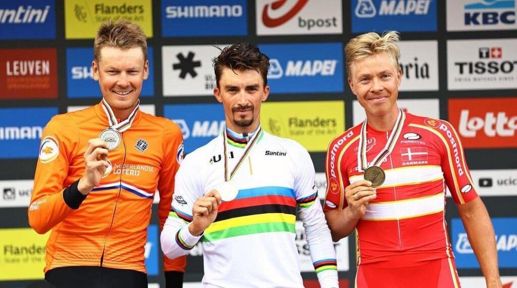 Julian Alaphilippe monto económico campeón del mundo 2021