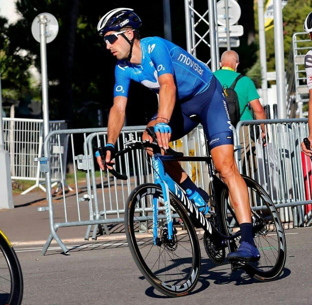 Movistar Team nómina Paris Roubaix 2021