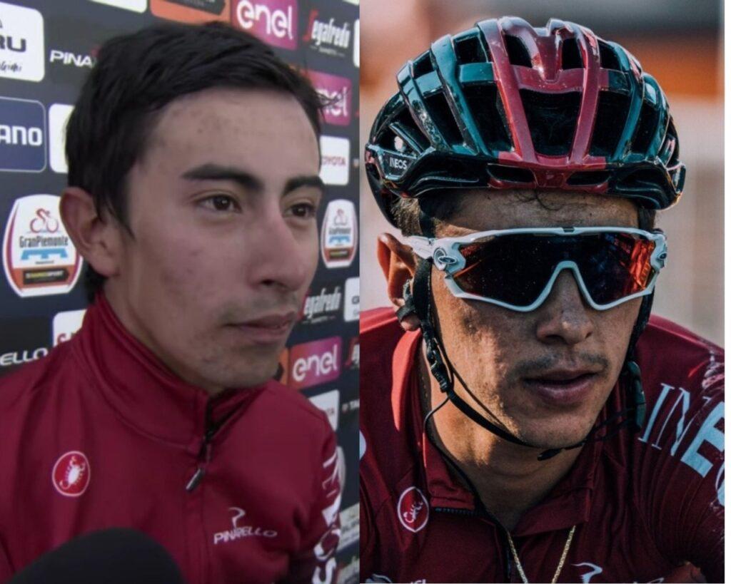 Giro de Emilia 2021 Ineos nómina dos colombianos