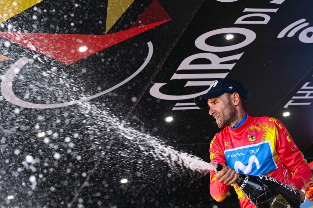 Giro Sicilia Alejandro Valverde
