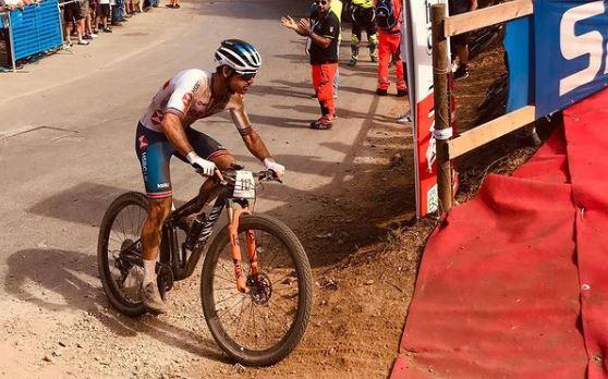 Alex Richardson es víctima de robo de su bicicleta en Londres