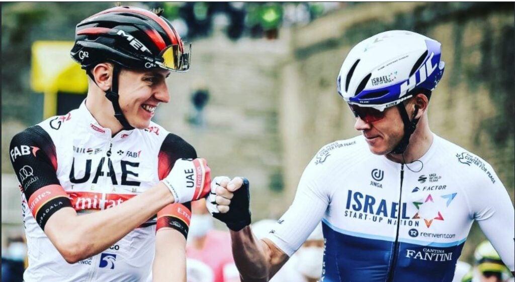 """Chriss Froome sobre su posible jubilación en el Israel Start Up Nation, """"quiero continuar"""""""