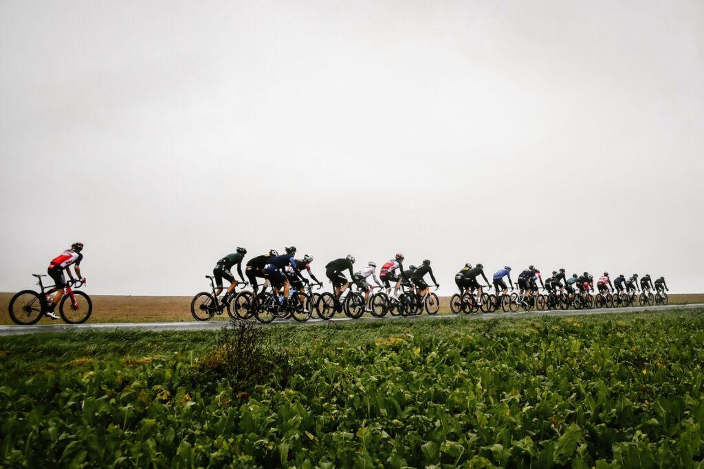 Pelot´pn en la París Roubaix 2021