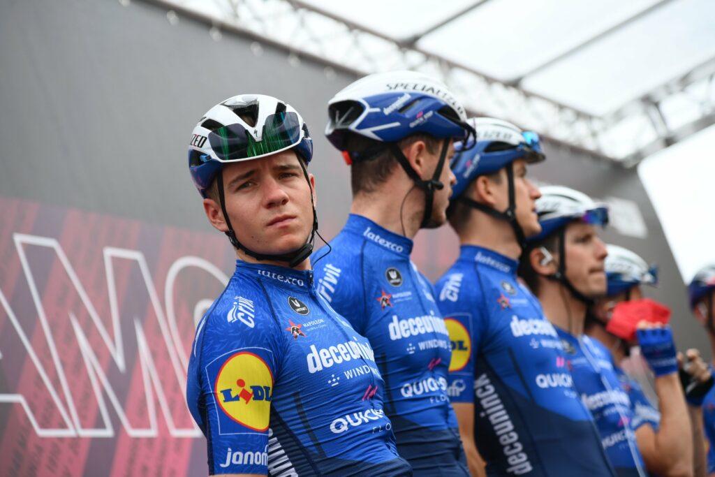Evenepoel, Julian Alaphilippe y Joao Almeida estaría juntos para el Giro de Lombardía 2021