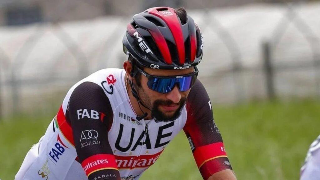 Fernando Gaviria cómo le fue París Roubaix 2021