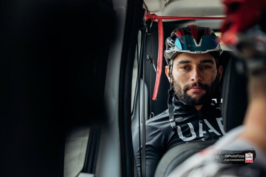 Fernando Gaviria segundo colombiano Paris Roubaix 2021
