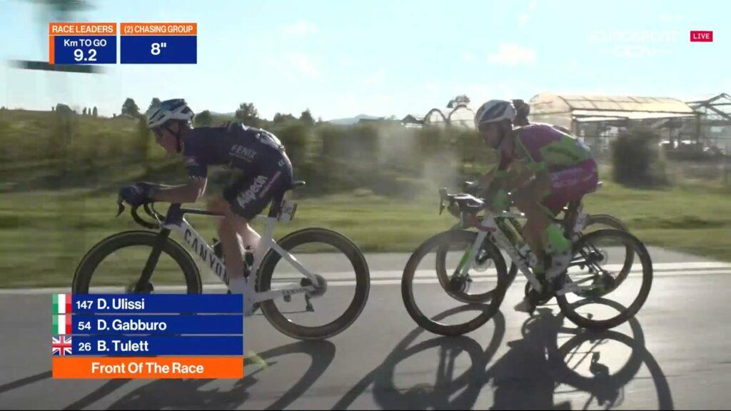 Giro del Veneto 2021, así le fue a los colombianos en la competencia