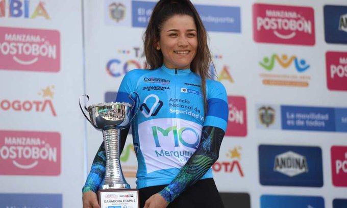 Lilibeth CHacon Vuelta a Colombia 2021