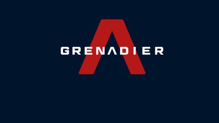 Logo Ineos Grenadiers