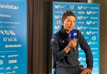 ¿Miguel Ángel López volvería al Movistar Team? Él responde