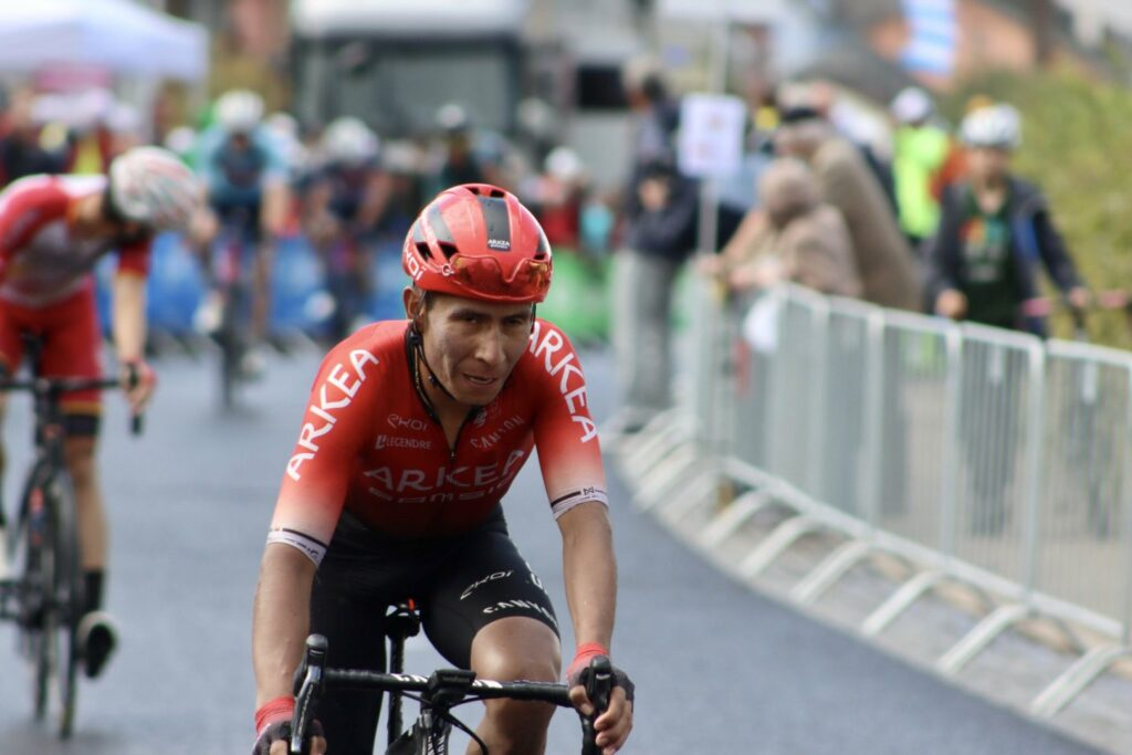 Nairo Quintana y los colombianos que tomaran partida en el Giro de Emilia 2021