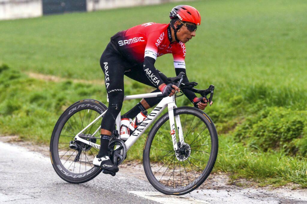 """Nairo Quintana tras el Giro de Lombardía 2021, """"termino mi temporada en buenas condiciones"""""""