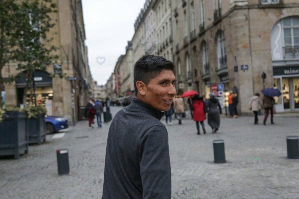 Nairo Quintana revela cuál es su otra pasión, aparte del ciclismo