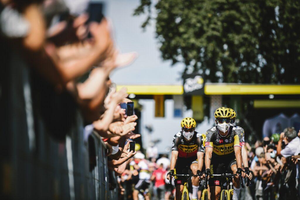 """Roglic tras el Giro de Lombardía 2021, """"no tenía piernas para seguir a Pogacar"""""""