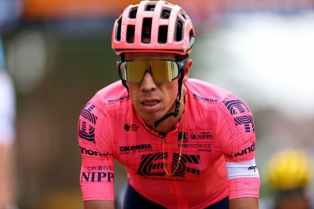 Rigoberto Urán anuncia que el Giro de Lombardía 2021 será su última carrera del año