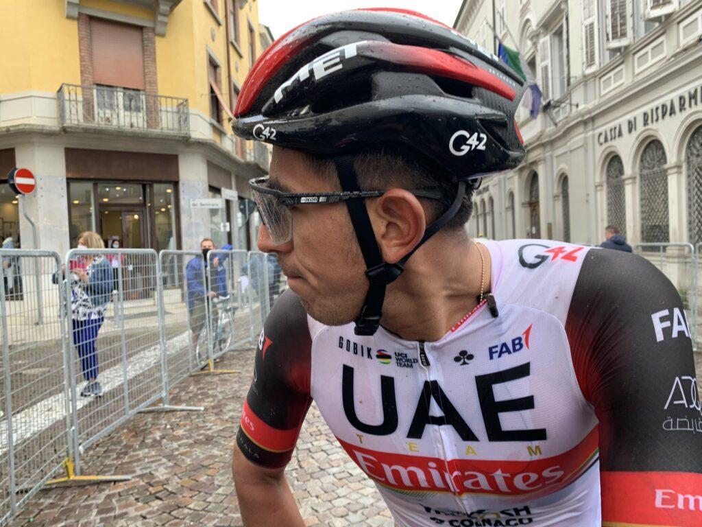 Sebastián Molano y el sprint que ganó en la Coppa Bernocchi 2021