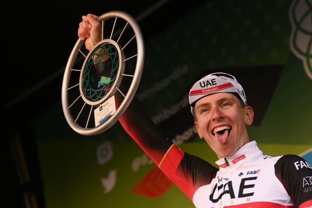 """Tadej Pogacar sobre el Giro de Italia, """"he soñado con la Maglia Rosa"""""""