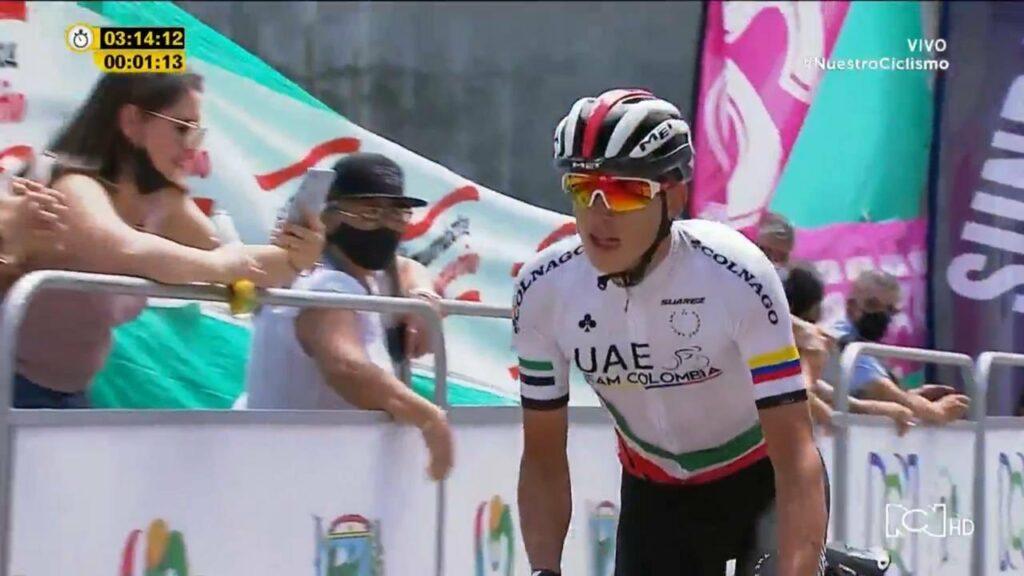 UAE Team Emirates busca aprovechar la plaza del UAE Team Colombia para formar un equipo femenino