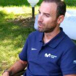 Alejandro Valverde particular forma de vencer Tadej Pogacar
